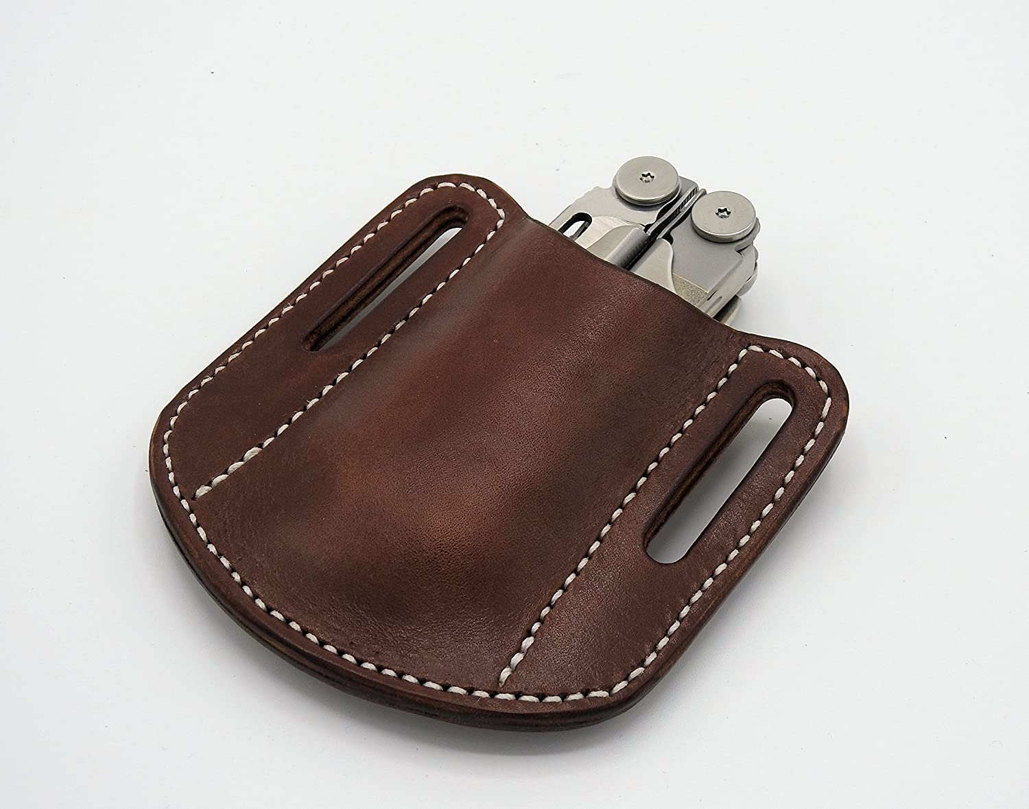 Leatherman Multitool Leather Sheath Case Fits Wave Model Tool-Brown
