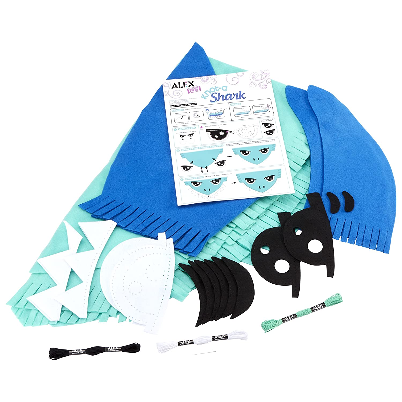 ALEX DIY Knot-A Shark Kit Playset 602020 Accessory Consumer Accessories