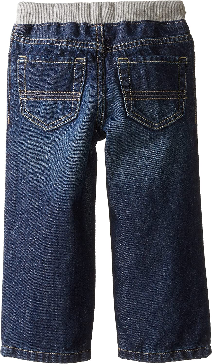 The Childrens Place Little Boys Pull-On Liberty Blue Denim