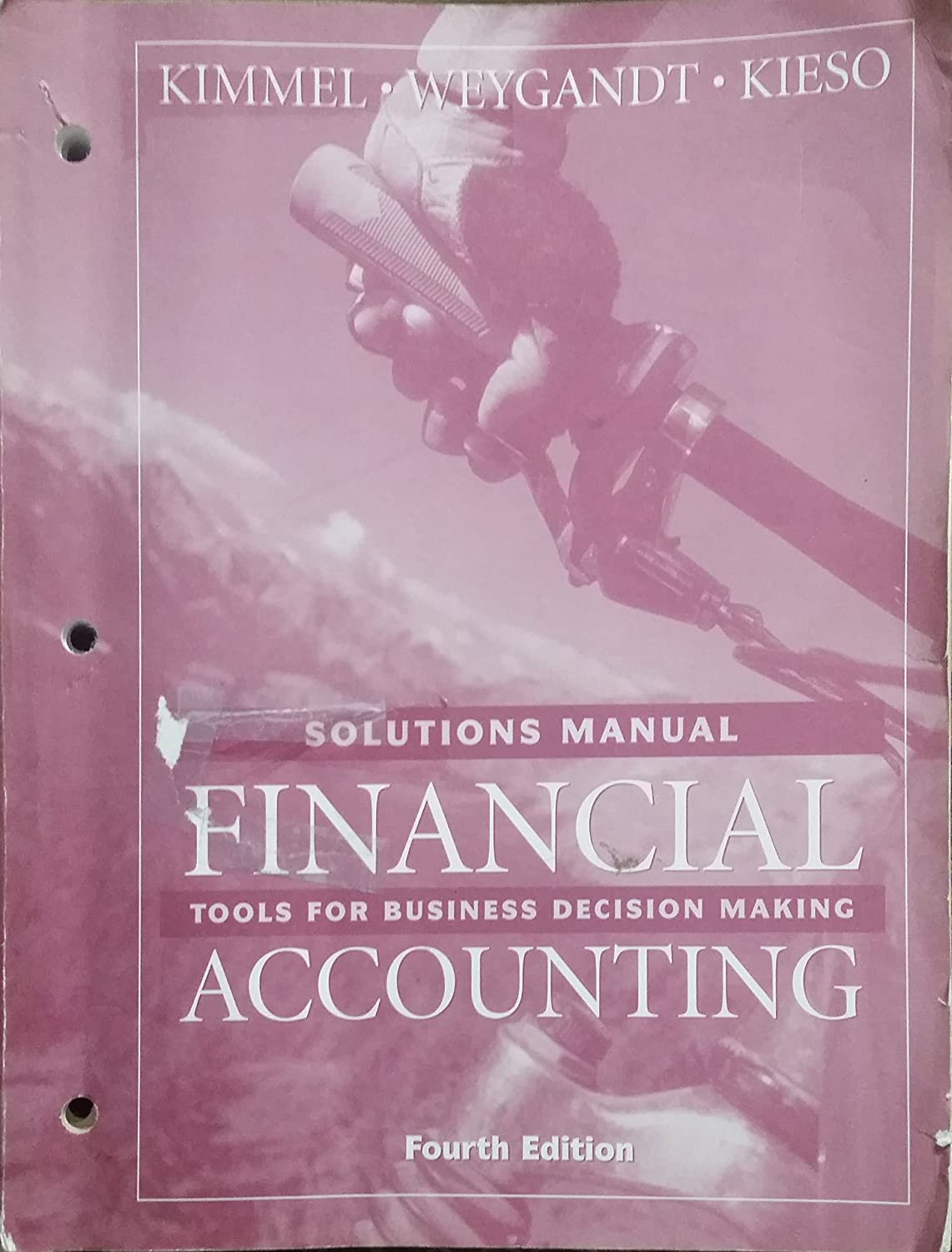 Amazon.com: Solutions Manual Financial Accounting: Tools for Business  Decision Making - Fourth Edition: Kimmel: Health & Personal Care