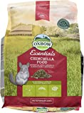 Oxbow Animal Health Chinchilla Fortified Small Animal Feeds, 10-Pound