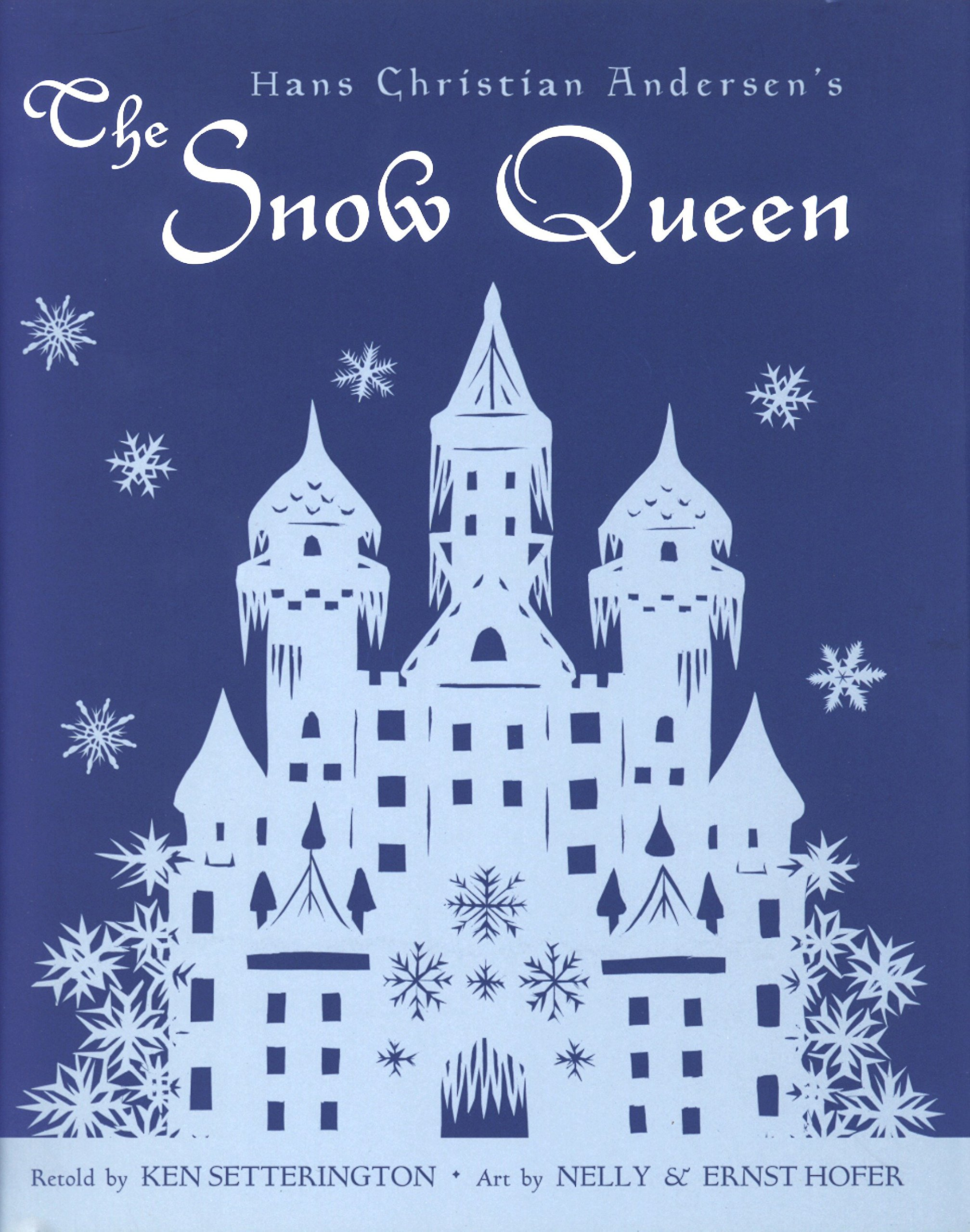 Read Online Hans Christian Andersen's The Snow Queen pdf
