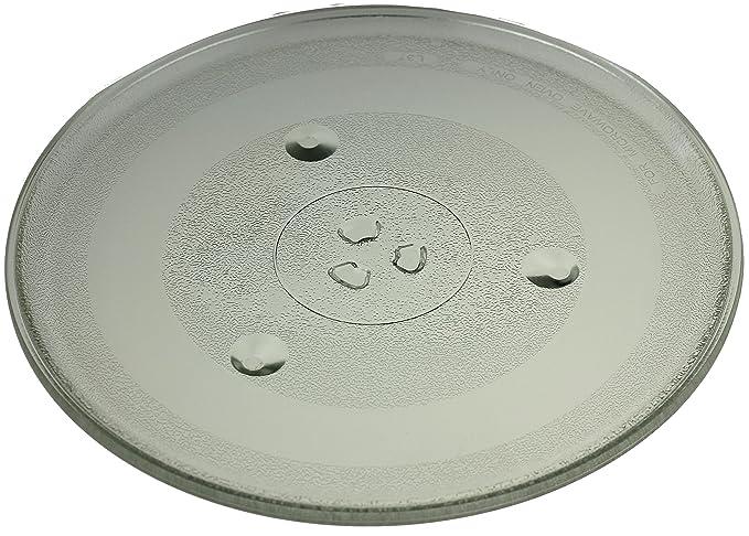 Universal de plato giratorio con 31,5 cm. Diámetro para ...