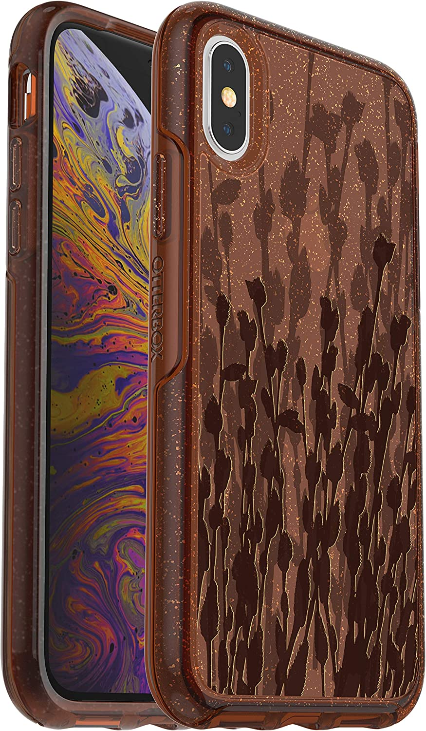 OtterBox Symmetry Series Case for iPhone Xs & iPhone X - Retail Packaging - That Willow Do