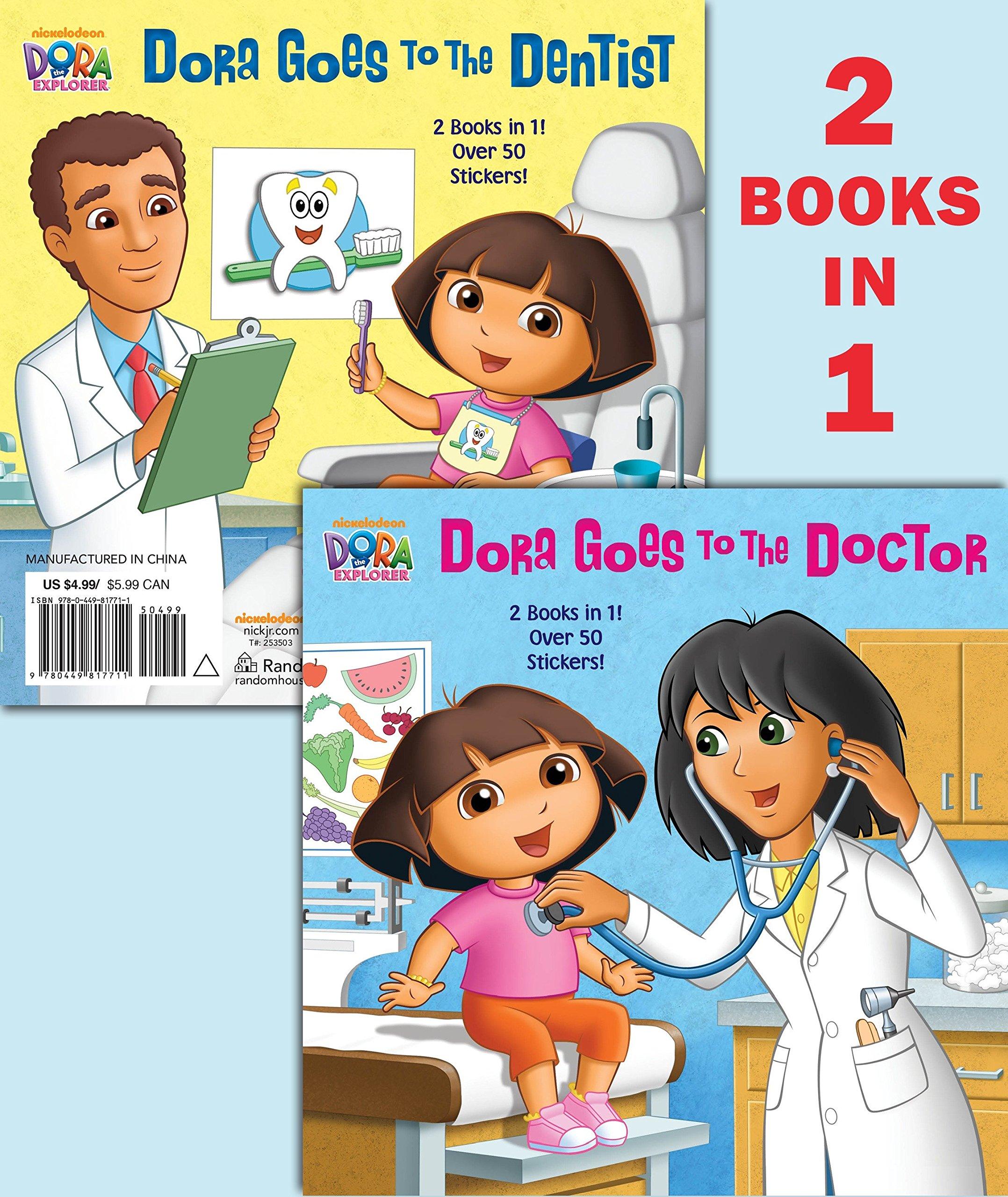 Dora the Explorer Dora Goes to the Doctor//Dora Goes to the Dentist