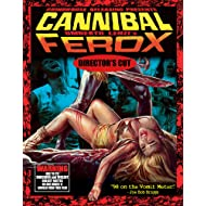Cannibal Ferox Director's Cut Two Blu-rays