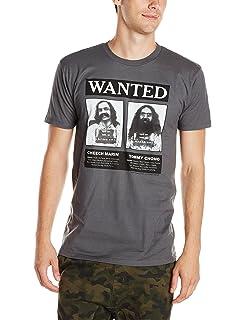 a774534e5 Liquid Blue Men s Cheech and Chong Field of Dreams T-Shirt  Amazon ...