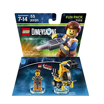 LEGO Movie Emmet Fun Pack - LEGO Dimensions: V Ld Movie Fun Pk W/Emmet: Video Games
