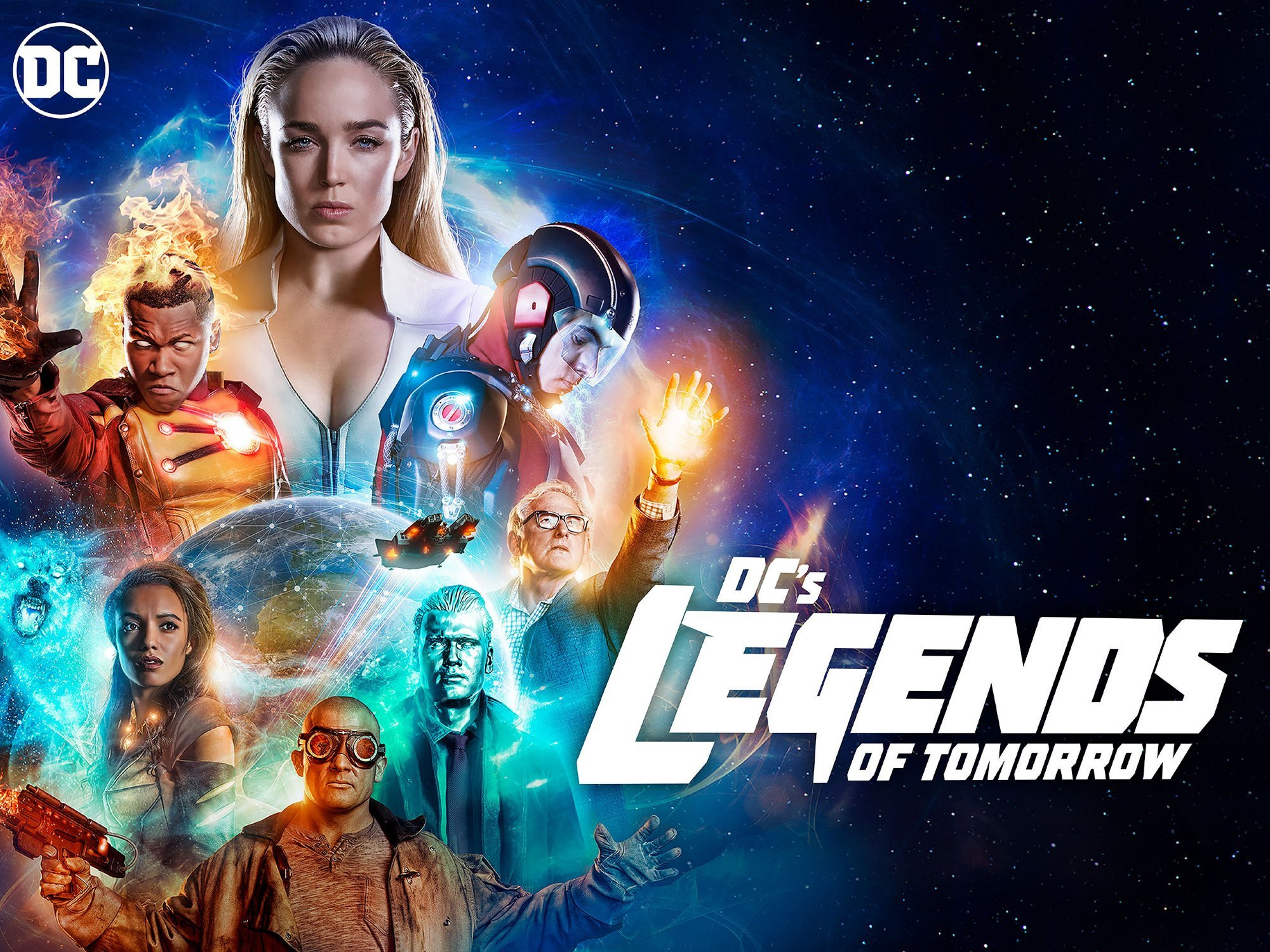 Amazon Com Watch Dc S Legends Of Tomorrow Season 3 Prime Video