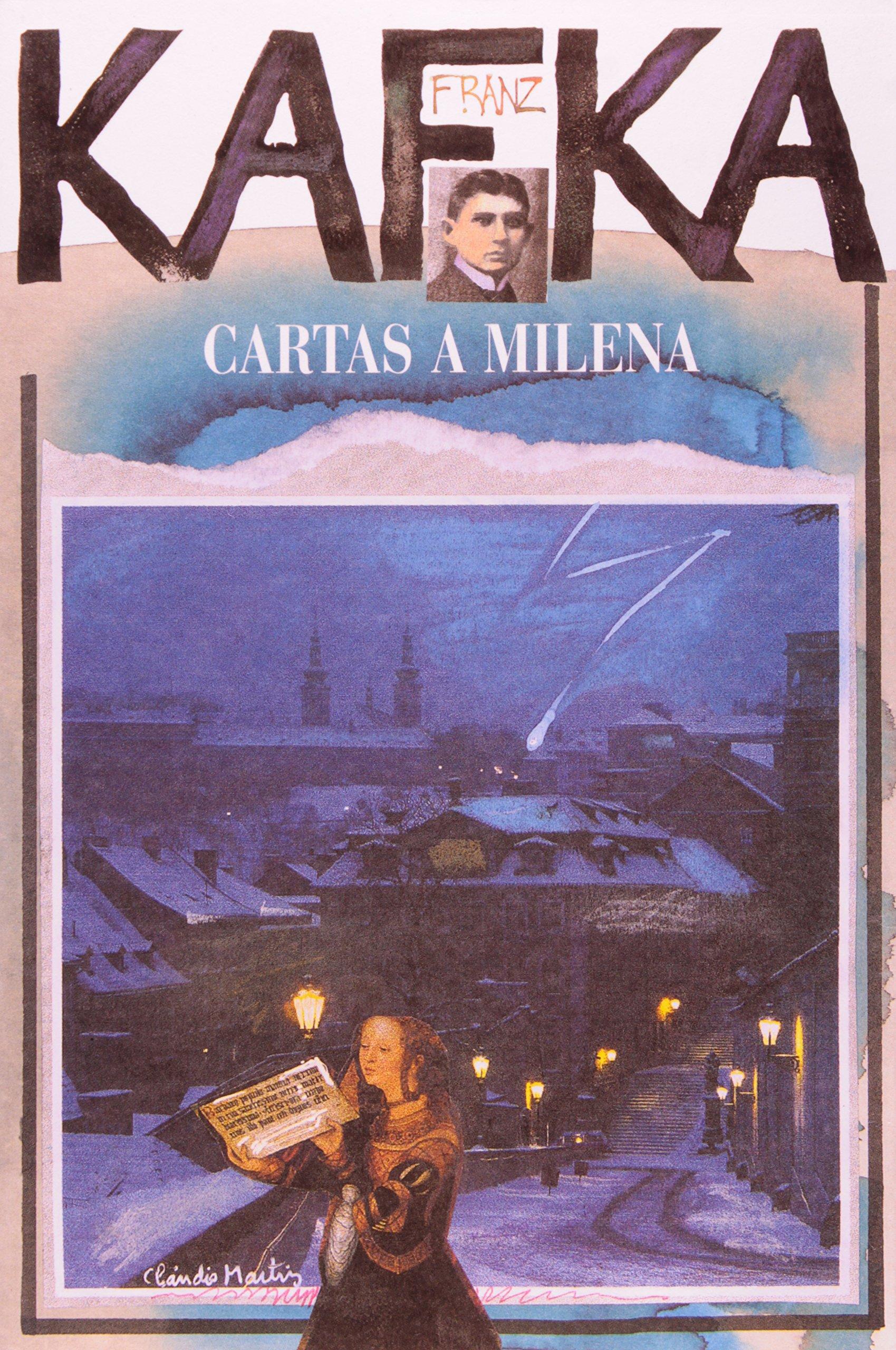 Cartas a Milena: Franz Kafka: 9788531903427: Amazon.com: Books