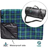 Luxury Picnic Blanket For Outdoor Family Adventures Camping Hiking Beach Fun