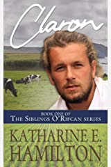 Claron: Book One of the Siblings O'Rifcan Series Kindle Edition