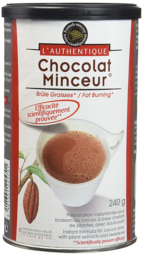 chocolat chaud minceur