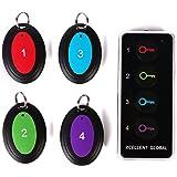 Xcellent Global 4 in 1 drahtlosem key finder Schlüsselfinder Schlüssel Anrufer Lokalisator Alarm Kit M-HG0533