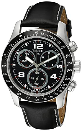 mens tissot v8 chronograph watch t0394171605702 amazon co uk watches mens tissot v8 chronograph watch t0394171605702
