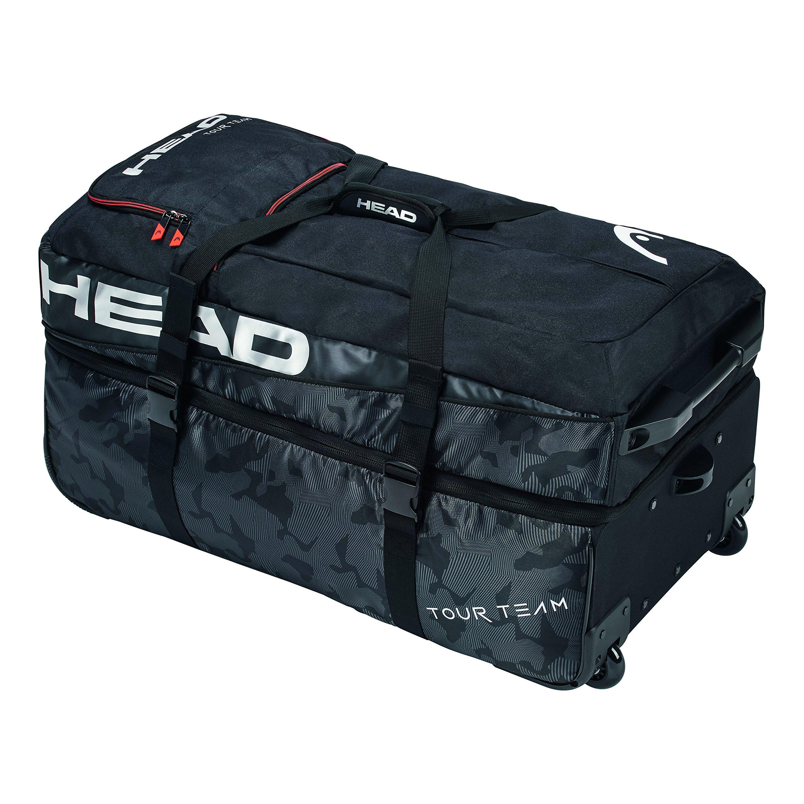HEAD Tour Team Travel Tennis Bag Black