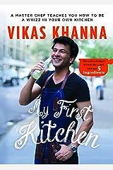My First Kitchen Hardcover