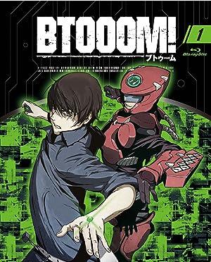 BTOOOM! DVD