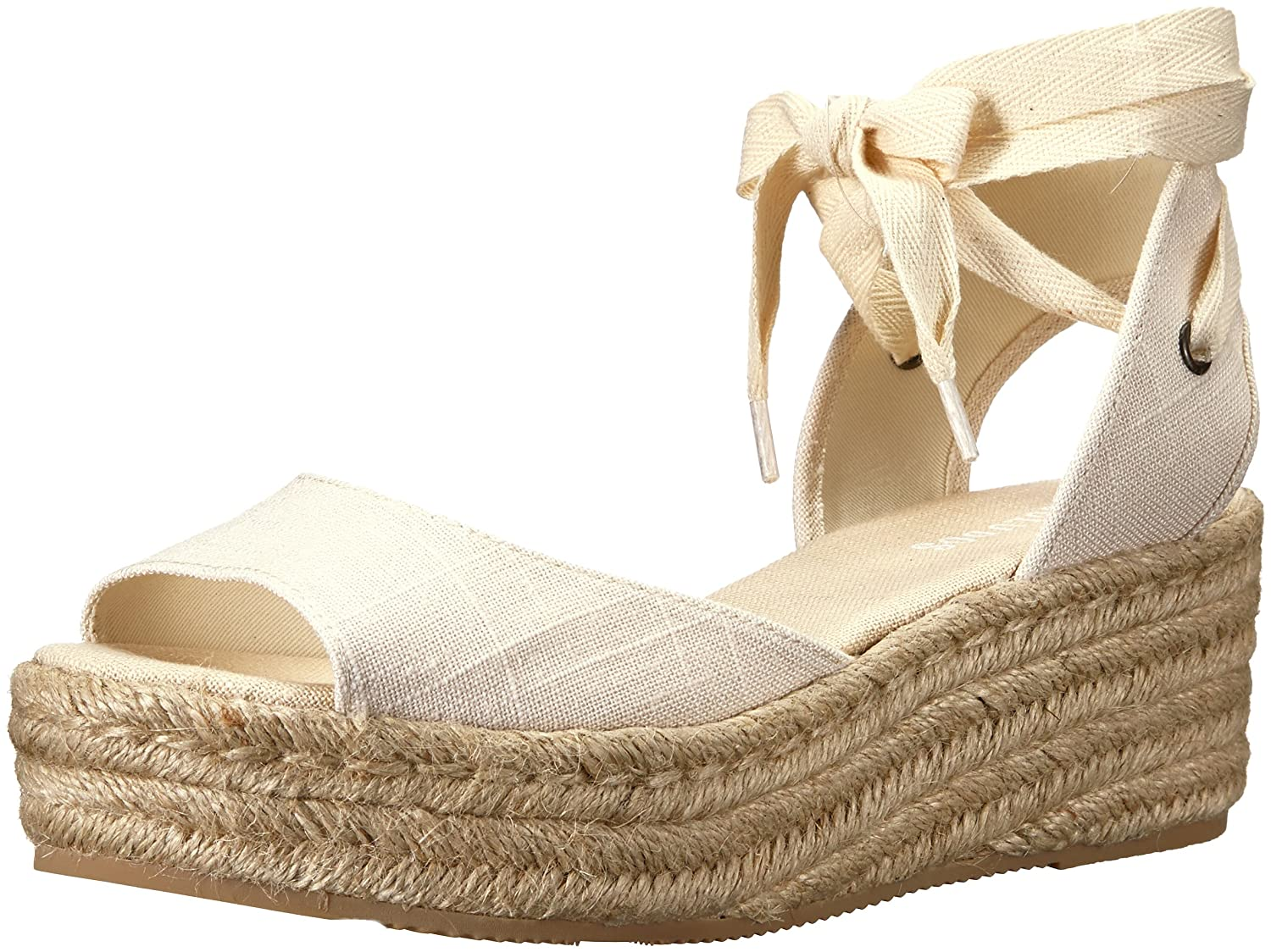 89b55d462e7 Soludos Women s Open-Toe Platform (60mm) Espadrille Wedge Sandal  Amazon.ca   Shoes   Handbags