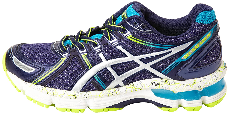 Asics Kayano Gel 19 Para Mujer Zapatos Para Correr Amazon hvORS