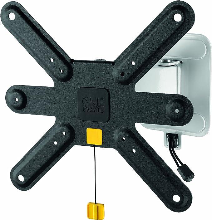 One For All SV 3230 - Soporte para televisores, color negro y plateado