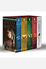A Game of Thrones / A Clash of Kings / A Storm of Swords / A Feast of Crows / A Dance with Dragons  Mass Market Paperback