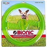 Outward Hound Toss-N-Tug Reg Green Dog Toy