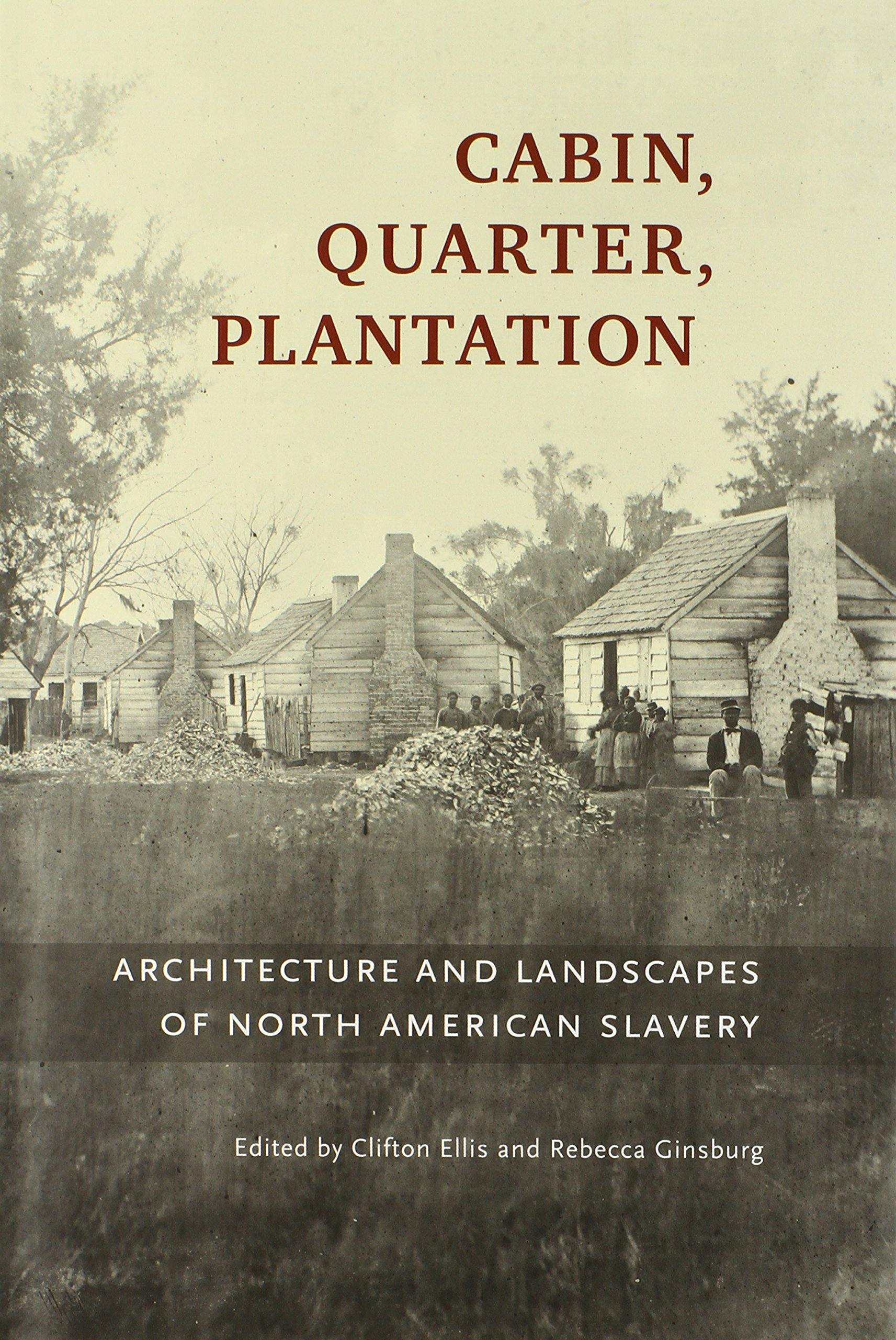 Download Cabin, Quarter, Plantation: Architecture and Landscapes of North American Slavery pdf