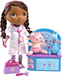 Disney Doc McStuffins Magic Talkin' Doc & Friends Doll