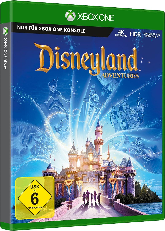 Microsoft Disneyland Adventures, Xbox One vídeo - Juego (Xbox One, Xbox One, Familia, E10 + (Everyone 10 +)): Amazon.es: Videojuegos