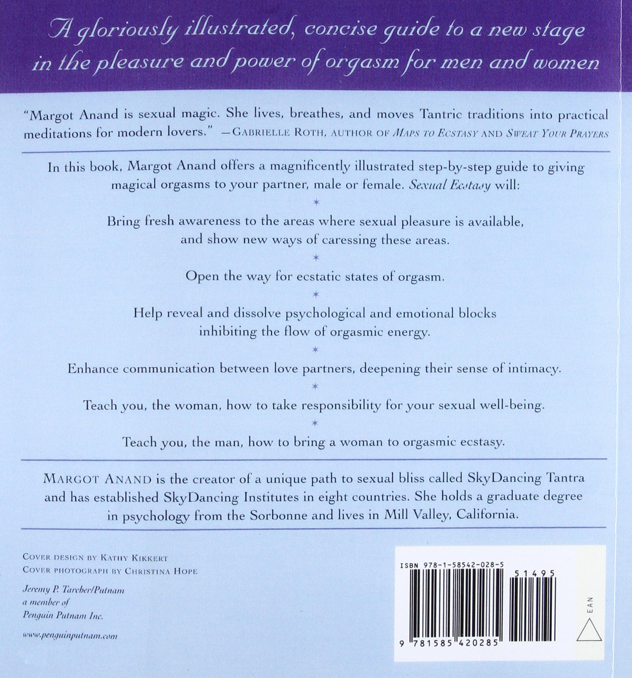 039fb375948e11 Sexual Ecstasy  The Art of Orgasm  Amazon.de  Margot Anand  Fremdsprachige  Bücher