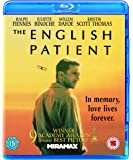 The English Patient [1996] [Blu-ray]