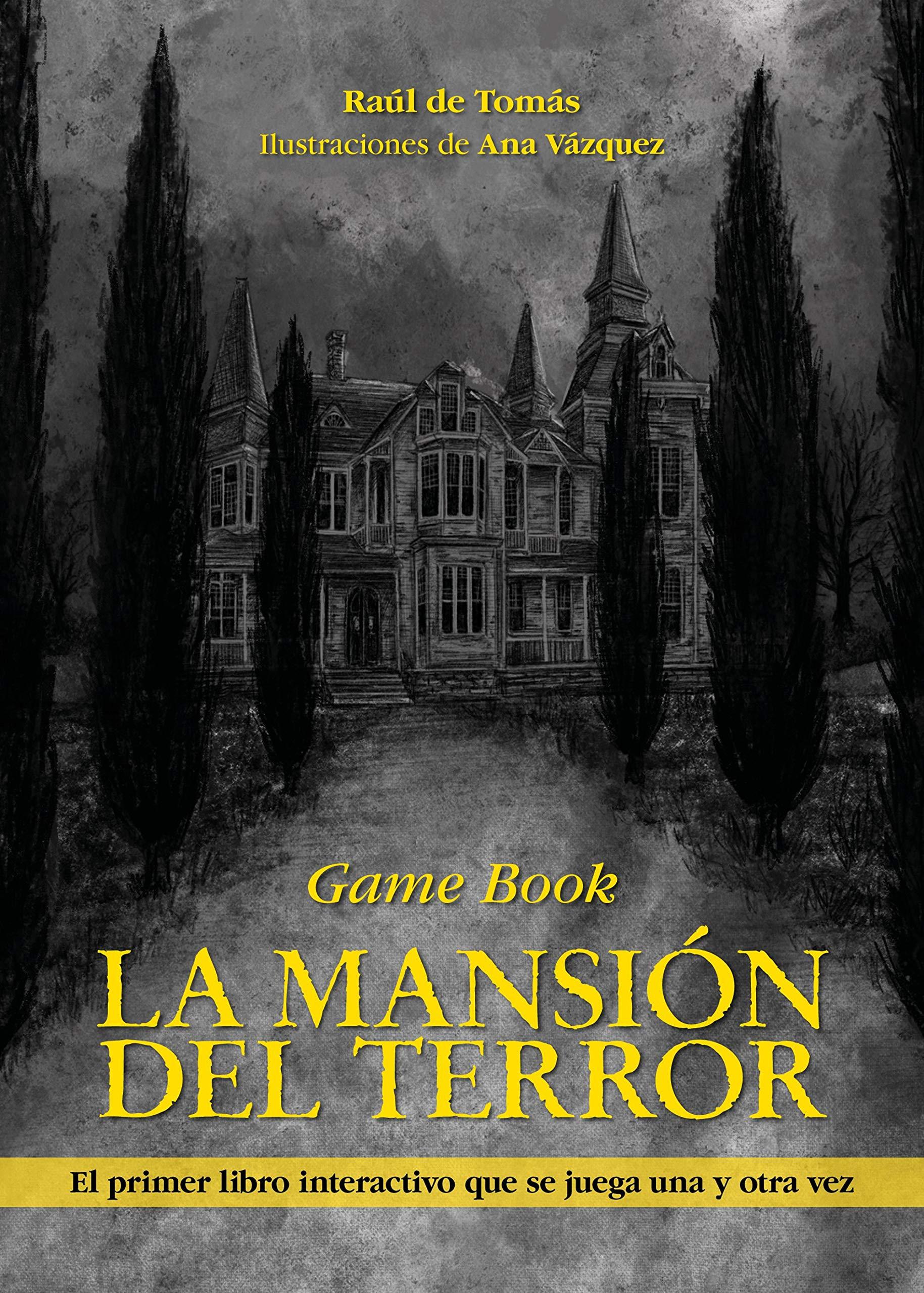 La mansión del terror: Game Book (Librojuego): Amazon.es ...