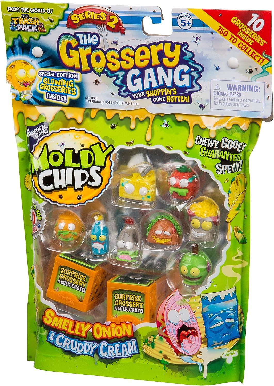 Grossery Gang Season 2 large pack (set of 10)