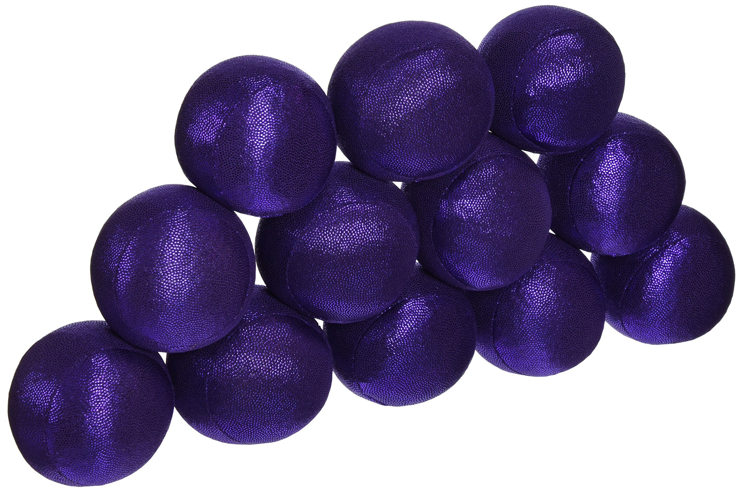 Lavender Luvies Lavender Stress Balls, Purple Sparkle - 12 Pack by Lavender Luvies (Image #1)