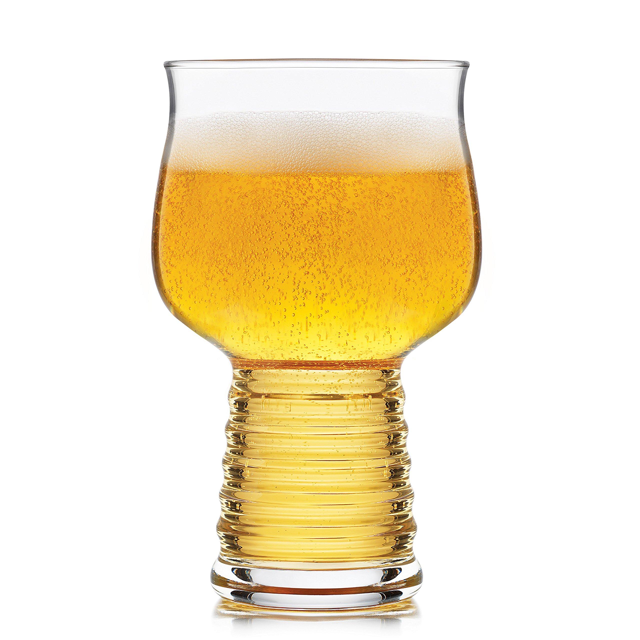 Libbey Craft Brews 4-piece Hard Cider Glass Set