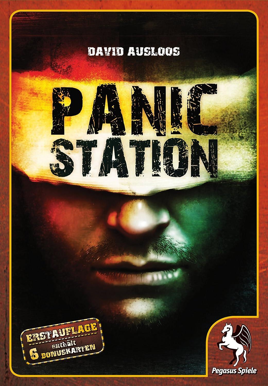 Pegasus Spiele 51880G - Panic Station