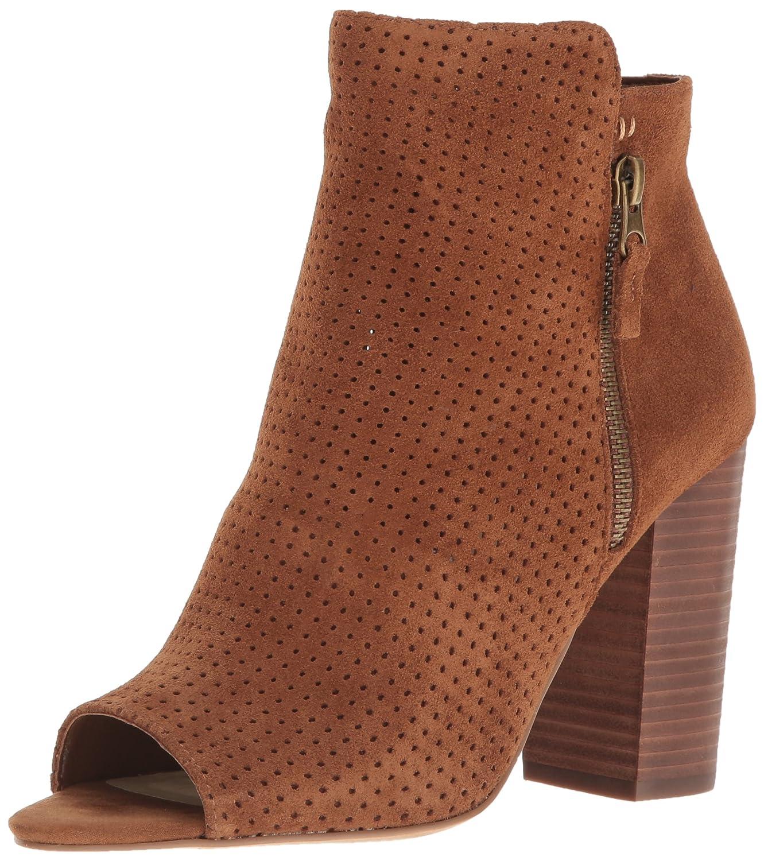 Jessica Simpson Women's Keris Ankle Bootie B01L2GW98Q 8.5 B(M) US Canela Brown