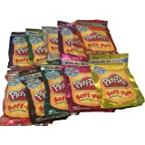 Play-Doh Soft Pack Bundle of 10 Different Colors with Shape Cutters