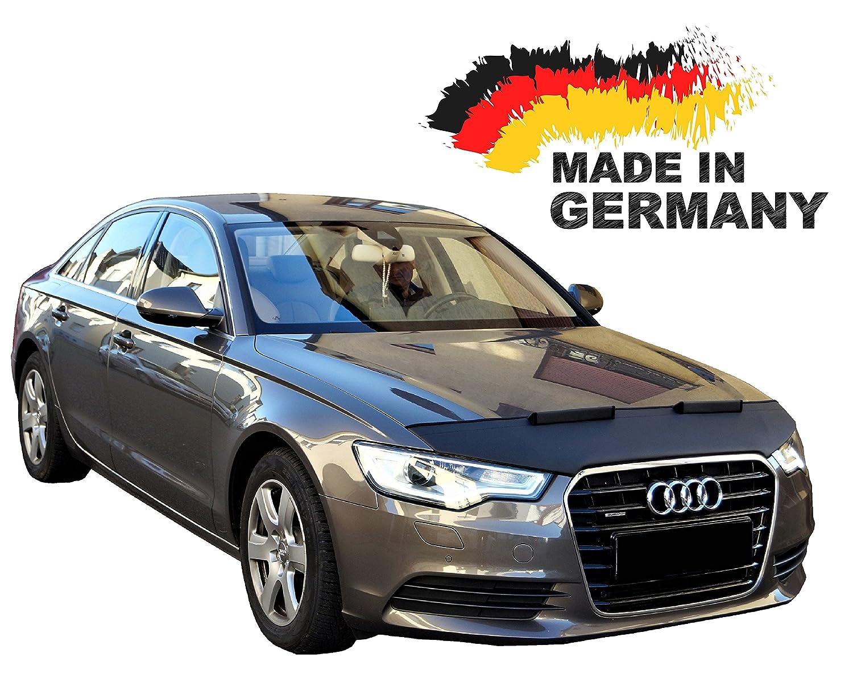 Black Bull Audi A6 C7 Car Bra máscara coche Protège gorro Tuning New: Amazon.es: Coche y moto