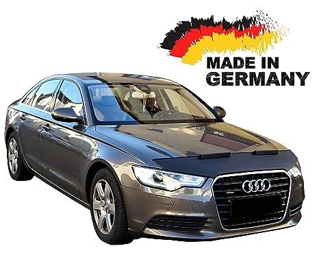 Black Bull Audi A6 C7 Car Bra máscara coche Protège gorro Tuning New