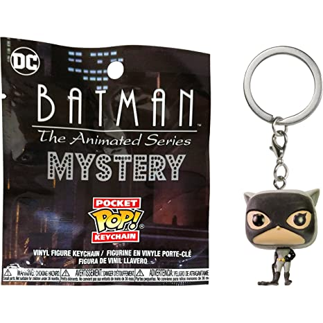 Amazon.com: Catwoman: Funko Mystery Pocket POP! x Batman The ...
