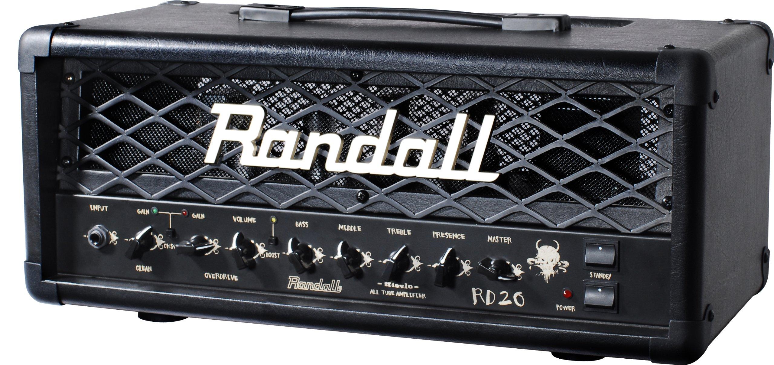 Randall RD20H Diavlo Series Amplifier by Randall