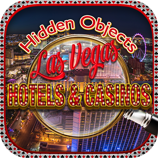 Hidden Objects   Las Vegas Hotels And Casino Slots   Object Seek Find Puzzle Quest Game