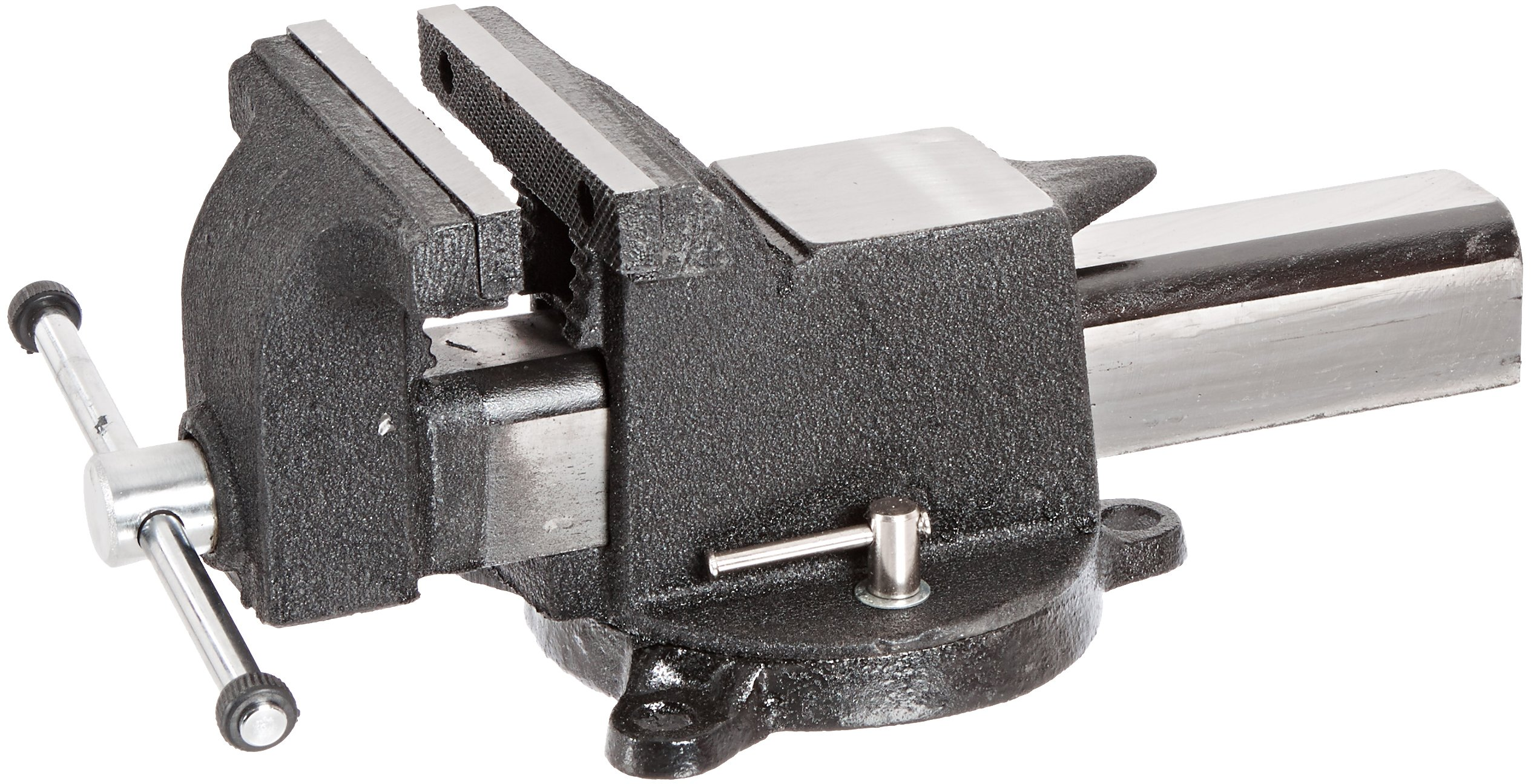 Yost Vises 936-AS 6'' All-Steel Combination Pipe and Bench Vise with 360-Degree Swivel Base by Yost Tools