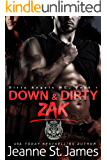 Down & Dirty: Zak (Dirty Angels MC Book 1)
