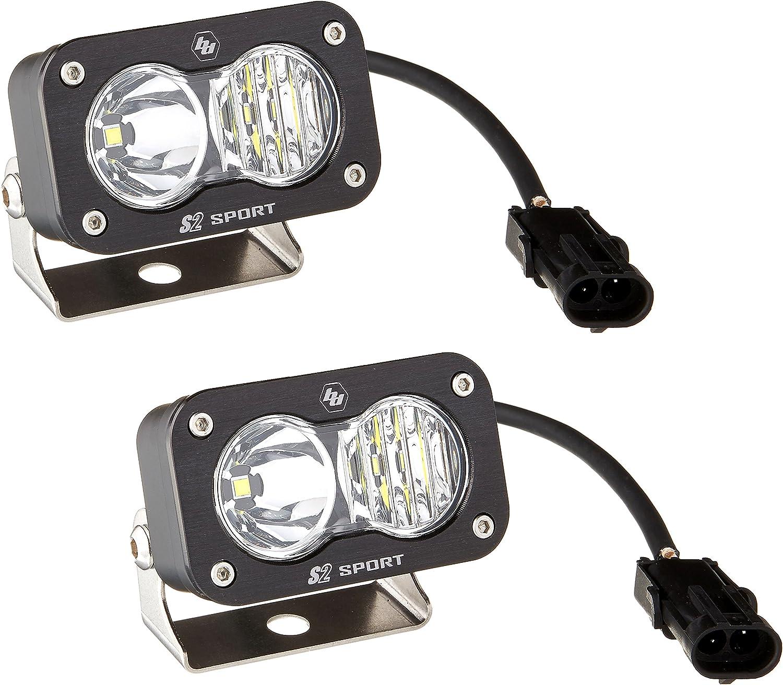 Baja Designs S2 Sport Pair Wide Cornering LED 547805