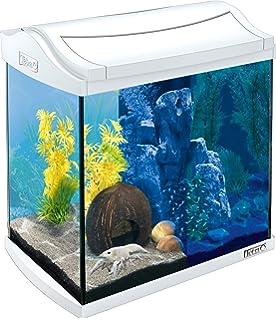 Tetra 244894 aquaart LED Acuario Juego completo, 30 L, color blanco