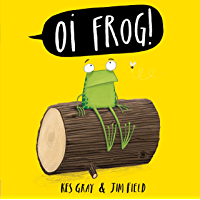 Oi Frog! Audiobook (Oi Frog and Friends 1)