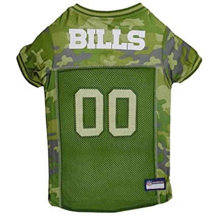 sports shoes 1a3a5 f77bd NFL CAMO Jersey for Dogs & Cats. Football Dog Jersey Camouflage Available  in 32 NFL Teams & 5 Sizes. Cuttest Hunting Dog Dress! Camouflage Pet Jersey  ...
